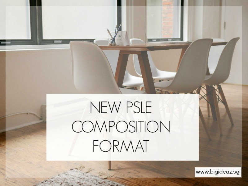 New PSLE English Composition format
