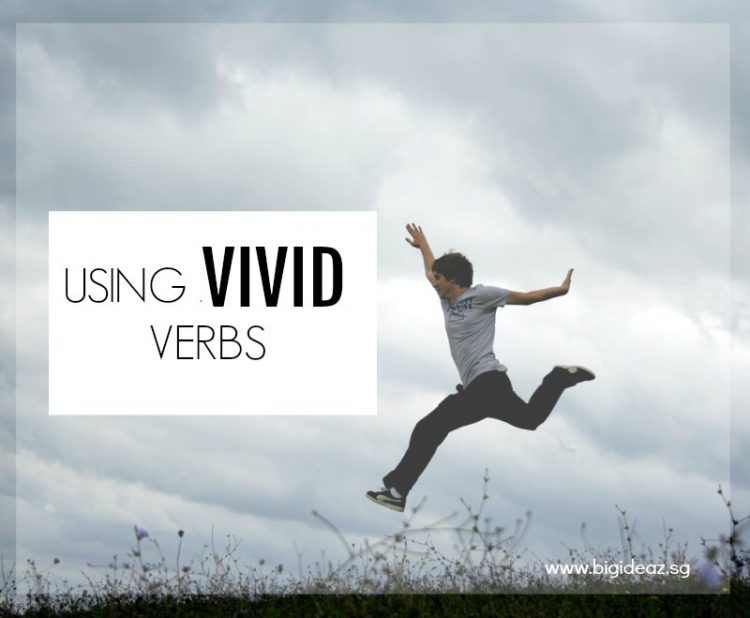 Vivid verbs