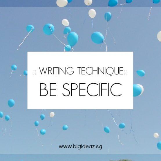 Composition Writing Technique