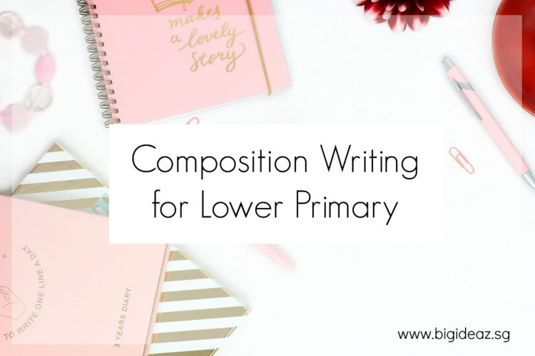 composition writing for lower primary